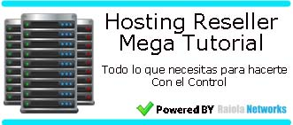 Mega Tutorial Hosting Reseller