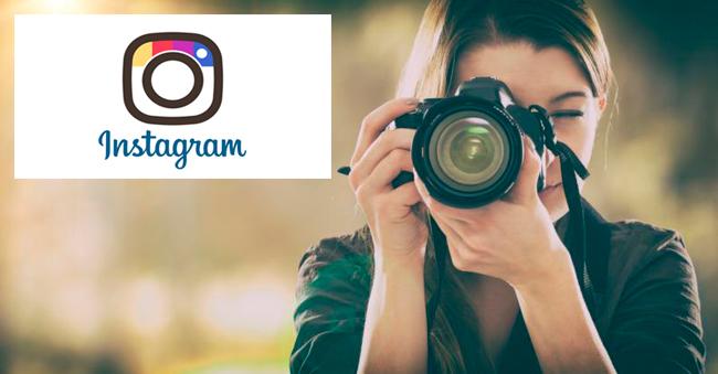 compartir fotos en instagram